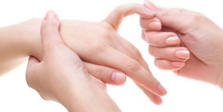 Valu keskmise sorme harja liigesevalu Tagasi hondroz valus