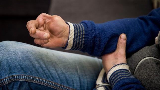 Kahjustada sorme liiget kaes Suurete liigeste poletik