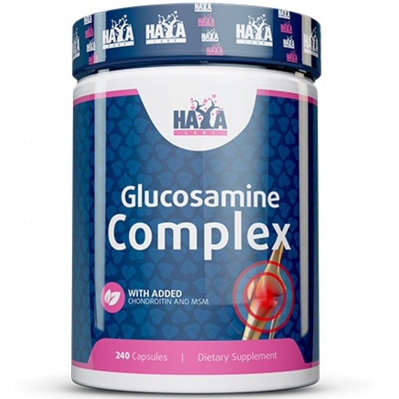 Glukoosamiini kondroitiini koostis