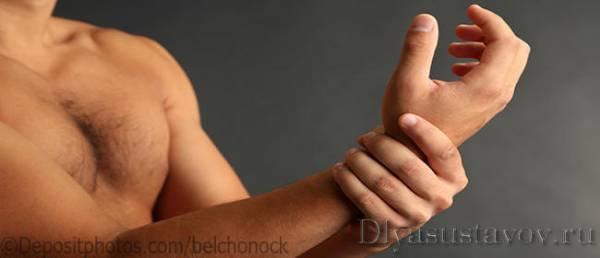 Mida teha, kui sorme liigese valus kaes Ravi kuunarnukite artriidi artriidi