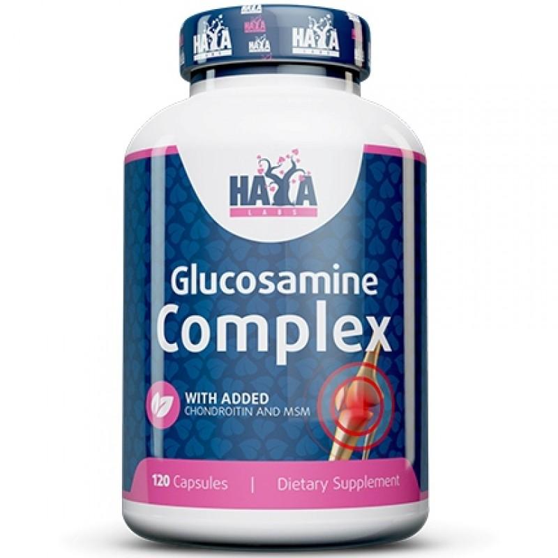 Glukoosamiini ja kondroitiini tootja