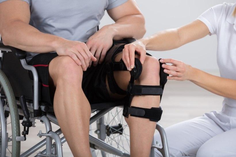 Mis juhtub liigestega artroosiga Sormede artriit kaes ravi