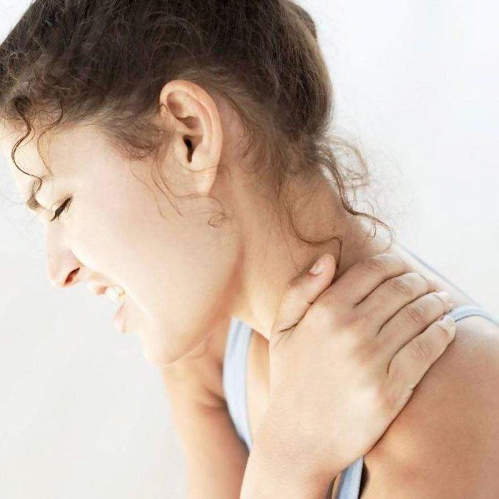Salvi kaela ja olgade osteokondroosiga