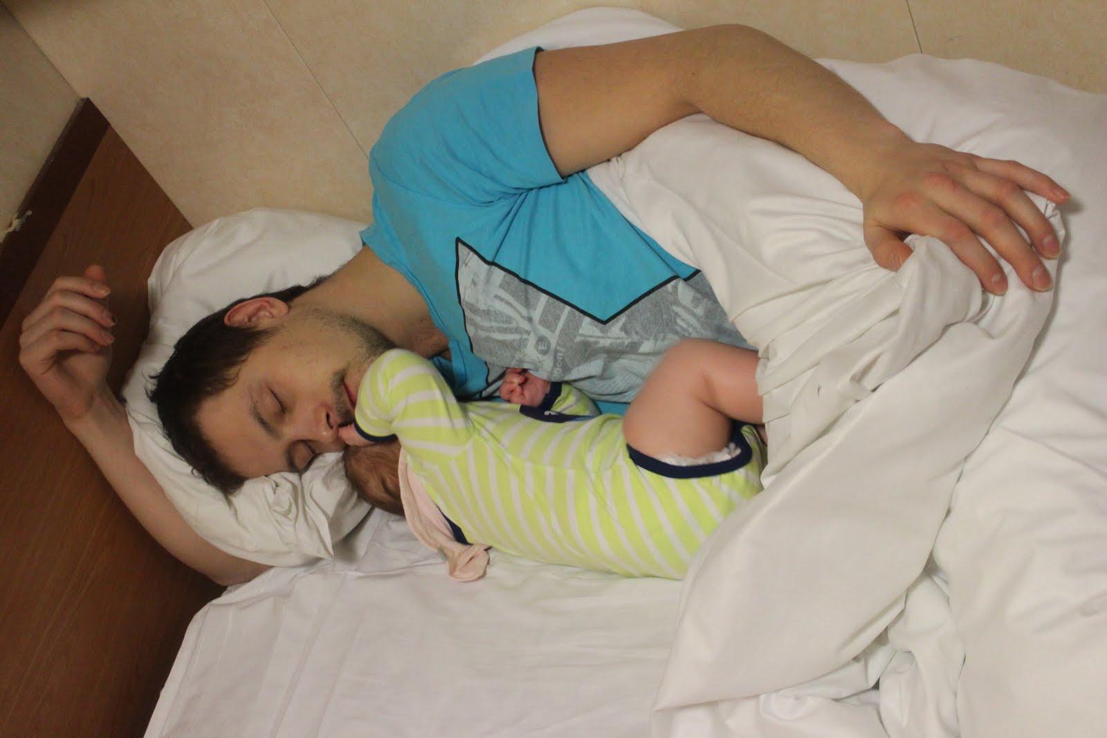 Hapu tagasi lapsed Sulges haiget une puudumisest