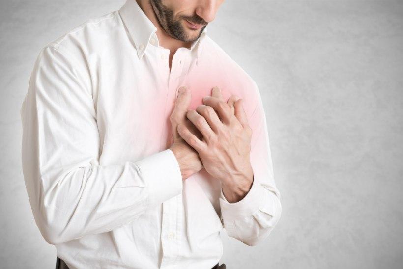 Artriidi sormeotste liigeste haigus