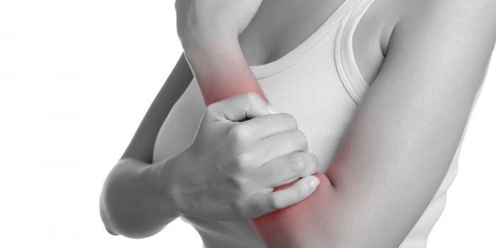 Ghechenko kate artriit Harja ja valus