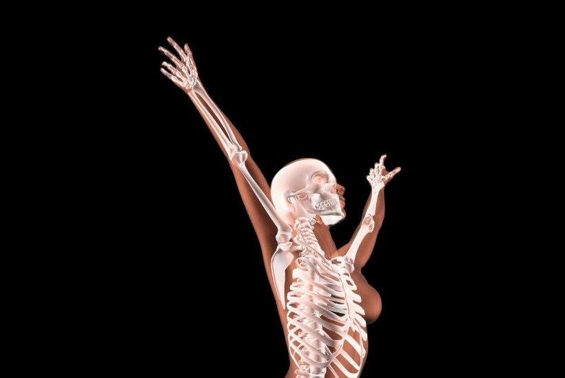 Rheumatoidartriit sormede tootlemisel