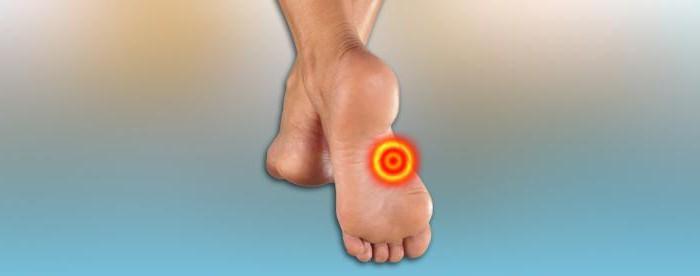 Terav valu jala jala jalgsi Valu liigesed ja aju turse