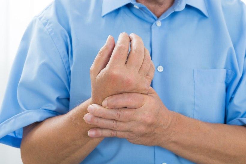 Harja liigesed haige pohjus Osteokondroos taga