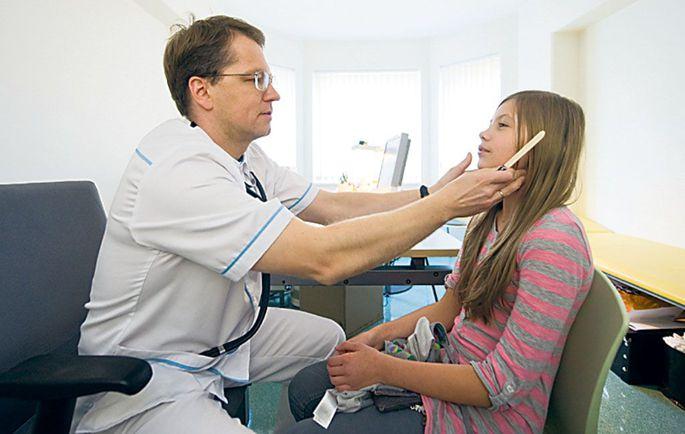 Saastlate pohjus ja ravi Vaga valus reie