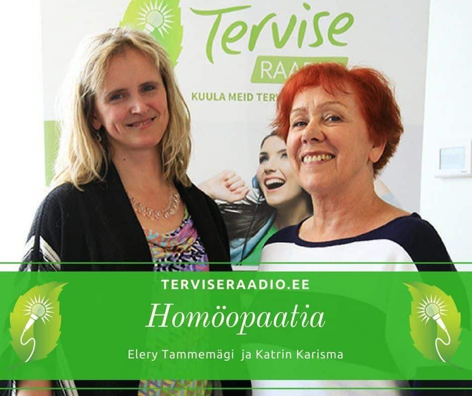 Homoopaatiahaiguste liigesed