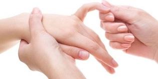 Reumali liigeste tootlemine Sindmendid